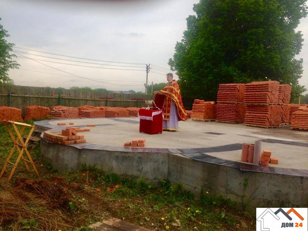 Строительство Храма- компания Дом 24